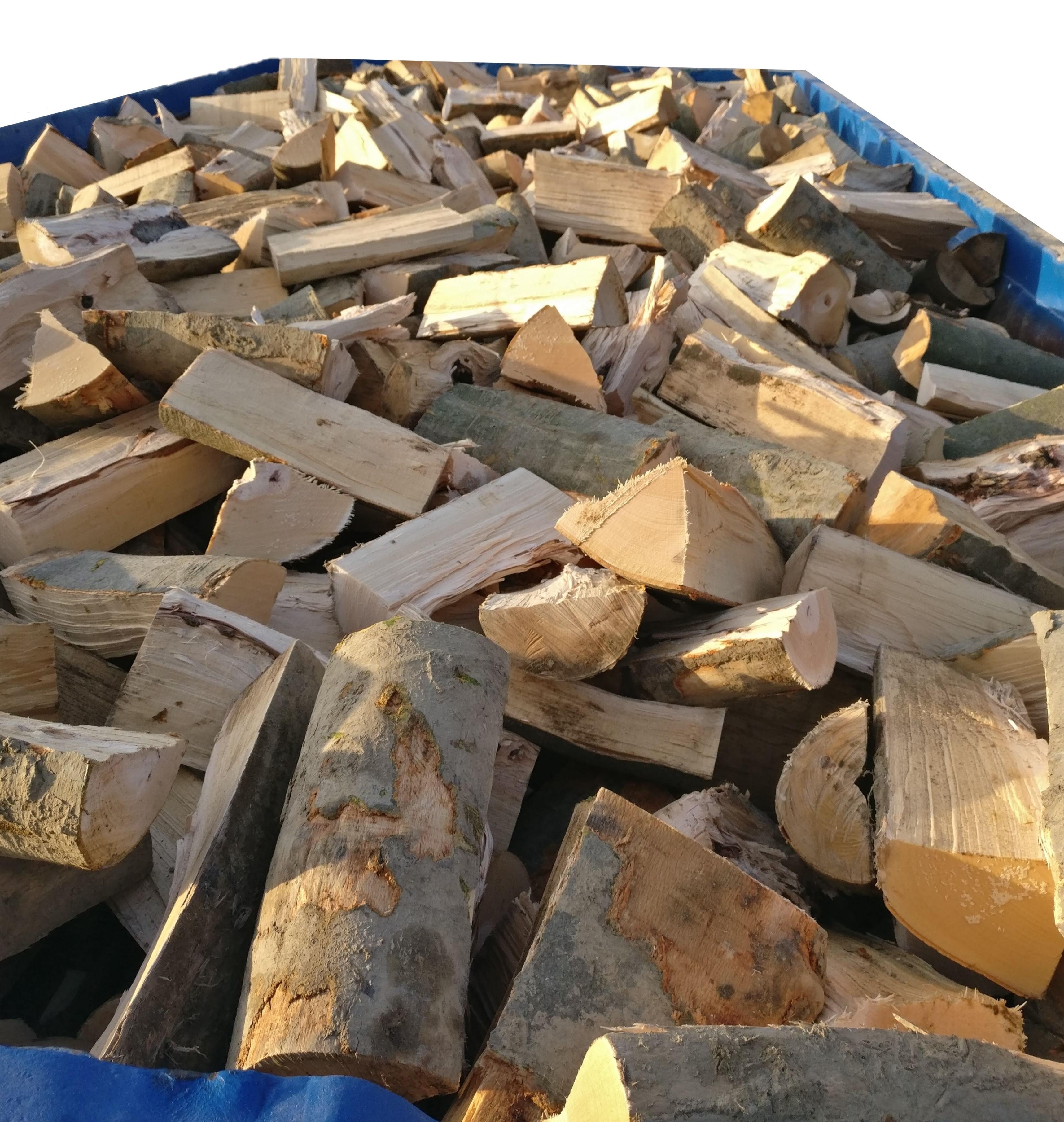 Korsta palivové drevo